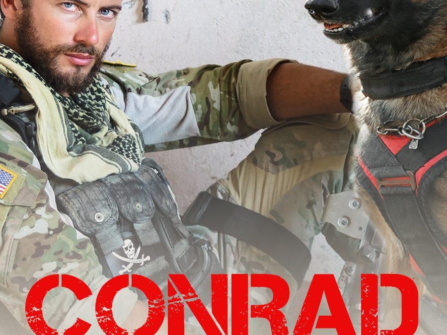 Conrad is Live!